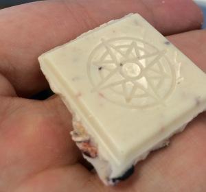 Oh hey der white chocolate.